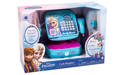Disney Frozen Toy Cash Register