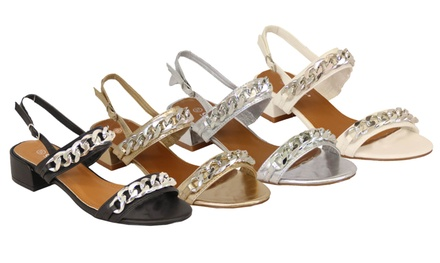 Open-Toe Women's Sandals