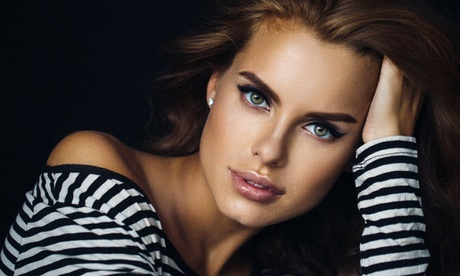 Eyebrow Services at Styled By Dessilina (Up to 55% Off). Three Options Available. 7f7d6643-01aa-41f3-841e-0f7fdef4ef5a