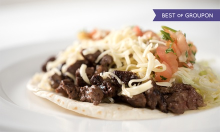 Mexican Food for Two or More at Don Juan Restaurante (Up to 45% Off)