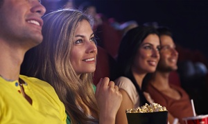 Camera Cinemas: Two or Four Movie Tickets, Popcorn, and Medium Drinks at Camera Cinemas (Up to 36% Off)