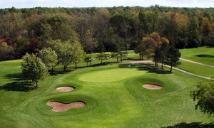 18 Holes of Golf for Two or Four with One or Two Carts at Pelham Hills Golf and Country Club (Up to 59% Off)