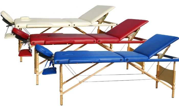 Table de massage ou accessoires groupon - Ou acheter table de massage ...
