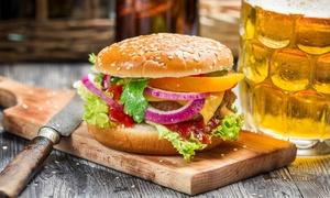 Il Borgo Vecchio: Menu hamburger, antipasto, gnocco fritto alla Nutella e birra per 2 o 4 persone da Il Borgo Vecchio (sconto fino a 71%)
