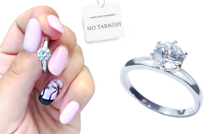 Ah! Jewellery Diamond Ring