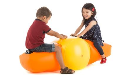 balan oire bascule gonflable pour enfant france deals coupons. Black Bedroom Furniture Sets. Home Design Ideas