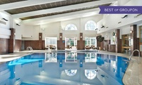 Spa Day with Fire and Ice Experience and Afternoon Tea for One or Two at The Belfry Hotel & Resort (Up to 53% Off)