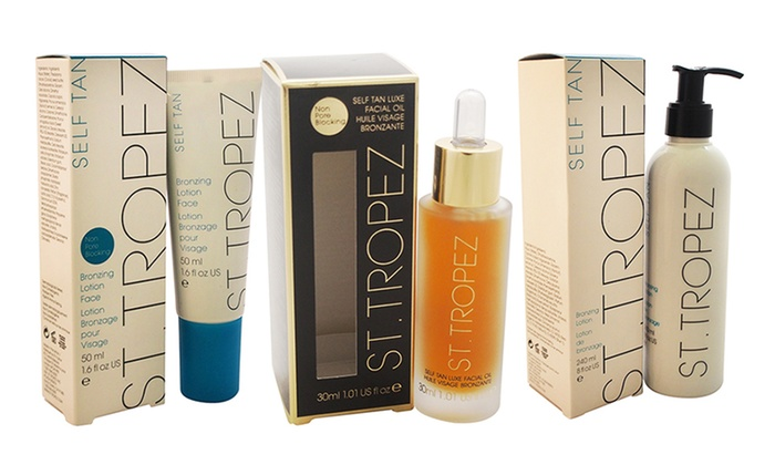 St. Tropez Self-Tanning Supplies