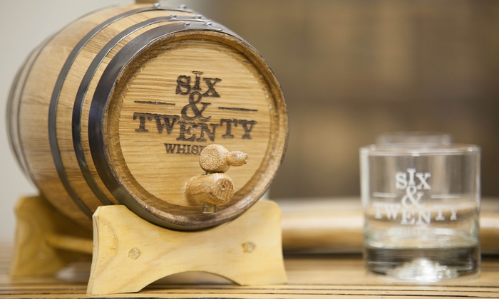 Six and Twenty Distillery - Powdersville: Distillery-Tour Package for Two at Six and Twenty Distillery (45% Off)