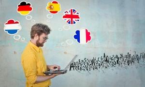 Online Trainers: Cours de langues en ligne de 6 à 24 mois (anglais, allemand, espagnol) avec Online Trainers dès 69€ (95% de réduction)