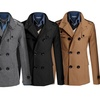 Men's Slim Fit Smart Coat