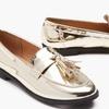 Sociology Women's Metallic Tassel Loafers | (Size 9)