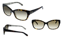 Groupon.com deals on Kate Spade Womens Sunglasses
