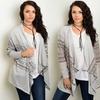 Women's Plus Size Knit Cardigan