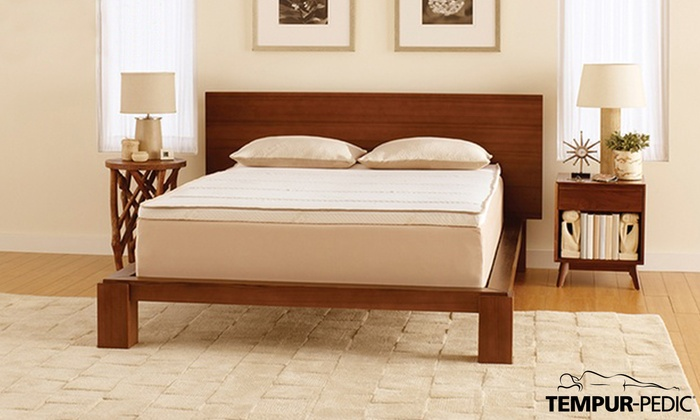 competitive price 0efe7 9f176 Up To 57% Off on Tempur-Pedic Pillow Top Mattress | Groupon ...