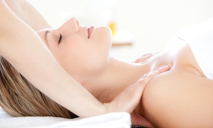 Living Energy Center & Bodywork - Living Energy Massage & Bodywork: Bodywork, Sauna, and Detox Package at Living Energy Center & Bodywork (Up to 53% Off)