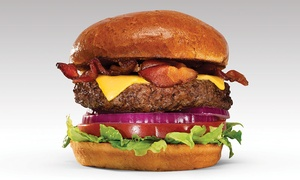 Burger 21: $21 for $35 Worth of Gourmet Burgers at Burger 21