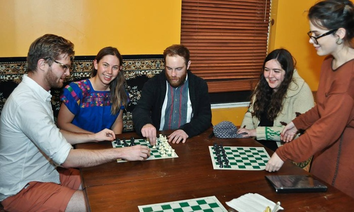 Social Chess Knights - Downtown Toronto: Up to 50% Off Beginner chess workshop. at Social Chess Knights