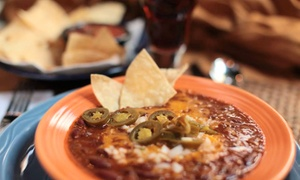 Front Street Cantina - Lemont: Mexican Dinner for Two or Four or Mexican Lunch for Two at Front Street Cantina - Lemont (Up to 56% Off)