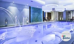 Ambasciatori Luxury Resort: Percorso Spa di coppia di 3 ore, con pranzo o cena e camera, all'Ambasciatori Luxury Resort (sconto fino a 57%)