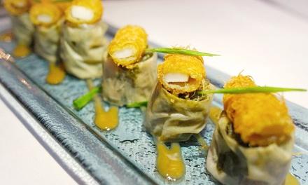 Japanisches 6-Gänge-Tsuki-Menü im Restaurant Ula Berlin in Mitte (8% sparen*)