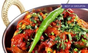 Restauracja Royal India: Smaki Indii: zestaw lunchowy dnia z zupą dnia dla 2 osób za 29,99 zł i więcej opcji w Restauracji Royal India w Toruniu
