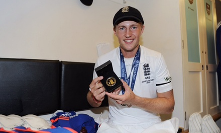 When Joe Root met Bumble