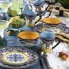 Zanzibar Glazed Earthenware Tableware Sets