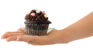 Majesticake Design: Ateliers de cupcakes de 2h30 pour 1 ou 2 petits chefs dès 15 € chez Majesticake Design