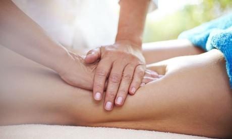 4 u 8 sesiones de masaje drenante o anticelulítico con opción a presoterapia desde 29,95 € en Tecno Estética Arganzuela