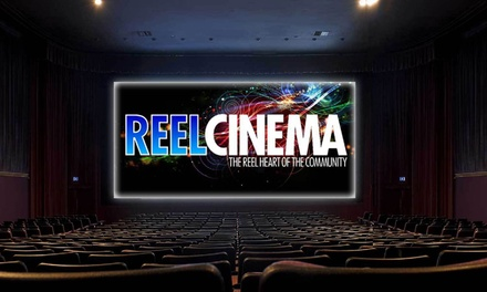 Two Cinema Tickets from Reel Cinemas, 11 Locations