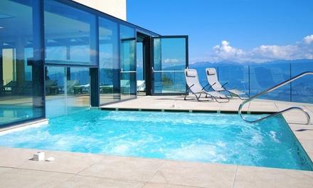 Trentino: soggiorno con colazione o mezza pensione e Spa per 2 a 69€euro