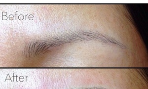 Inobe: $299 for $700 Worth of Eyebrow Embroidery at Inobe