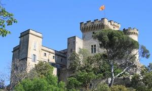 Découverte du Château de la Barben La Barben