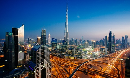 ✈ 8-Day Dubai Trip with Emirates Airlines Airfare from Pacific Holidays. Price per Person Based on Double Occupancy.