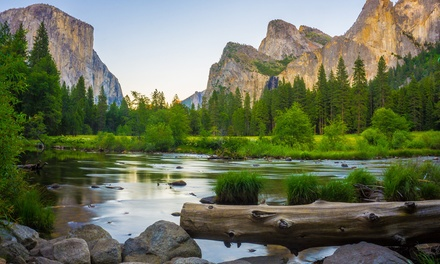 2-Night Stay at Yosemite Lodge on Merced River