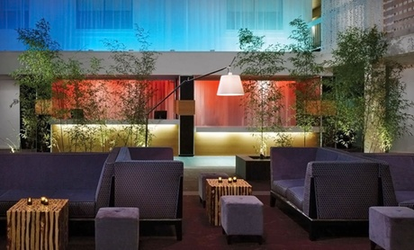 Modern Hotel in Silicon Valley