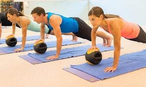 SunstoneFIT: 1 Month of Unlimited Yoga, Barre, Pilates, and HIIT Classes at SunstoneFIT (Up to 70% Off)