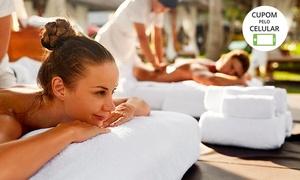 Aroma Campestre: Day spa com pacote aroma 1, 2 e 3 no Aroma Campestre – Santo André