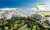 Ostsee Resort Damp - Damp: Ostsee: Economy-Doppelzimmer für Zwei inkl. Frühstück, 1x Dinner im Ostsee Resort Damp