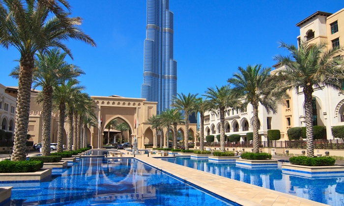 7-Day Dubai Vacation with Airfare from Pacific Holidays - Dubai: 7-Day Dubai Vacation with Airfare from Pacific Holidays. Price/Person Based on Double Occupancy.