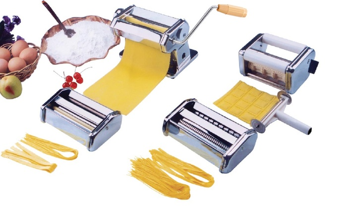 Up To 60 Off Five In One Pasta Maker Groupon