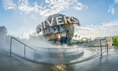 image for Universal Orlando Resort™ Single or Multi-Day Tickets to Two Theme <strong>Parks</strong>, from $45 Per Day