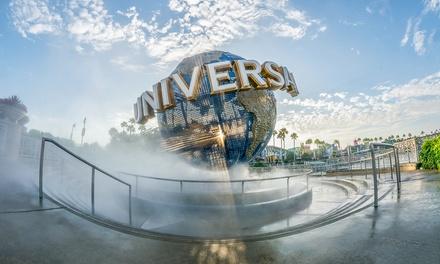 Universal Orlando Resort Admission Tickets - Up to $20 Off