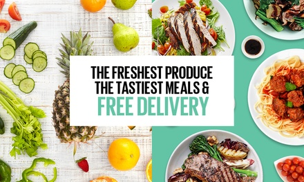 $100 or $150 Credit to spend on Fresh Food with Aussie Farmers Direct Save over 50%