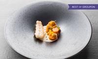 5-Gänge-Sterne-Gourmet-Menü für 1 oder 2 Personen