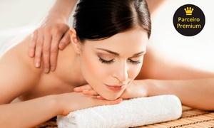 Mahilla Estética e Massagem Terapêutica: Massagem corporal (7 opções) no Mahilla Centro Terapêutico – Jd. Peri Peri