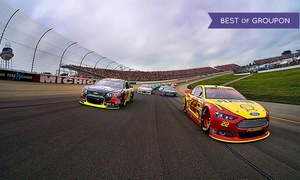 Sprint Cup Series FireKeepers Casino 400 and Sprint Cup Series Pure Michigan 400 : Monster Energy NASCAR Cup Series Race with Pit Pass and More (June 18 or August 13)