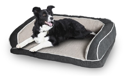 $49 for an Extra Large Orthopedic Memory Foam Pet Sofa Bed