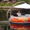 Grill-Boot für bis zu 10 Personen